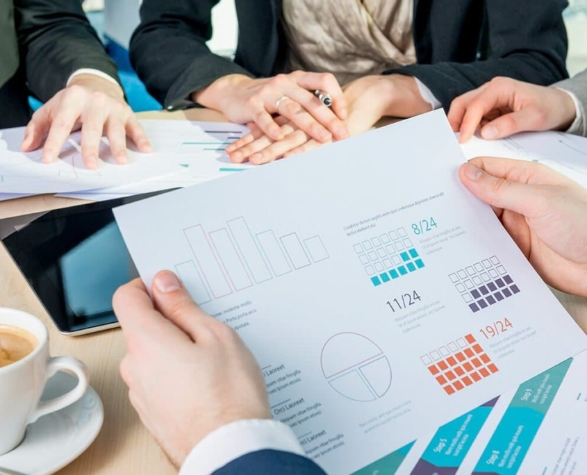 Integrated Business Intelligence Reporting & Analysis Solution