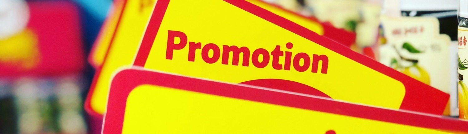 Promotions and Sales Campaigns